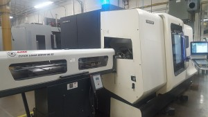 New DMG MORI NVX 1500 / 1800